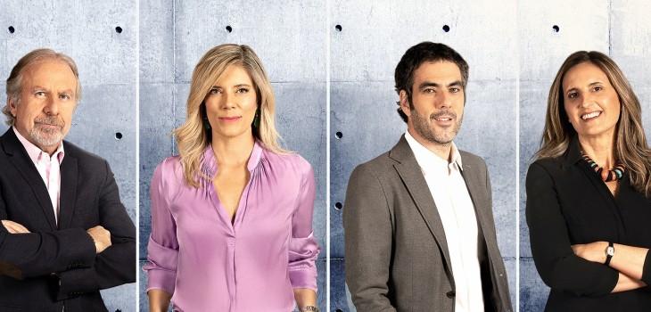 No, no es broma: Joaquín Lavín será el primer invitado en el regreso de