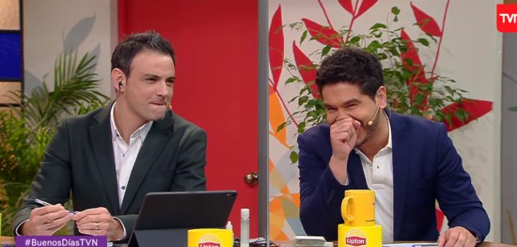 Gino Costa hizo reír con dichos sobre futuros hijos