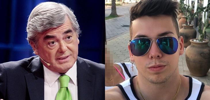 Escalofriantes detalles en querella de Hernán Calderón: aseguró que hijo quiso amputar su mano