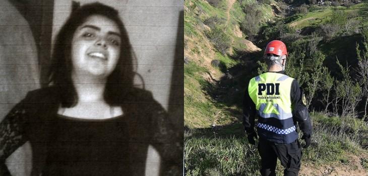 Nuevos antecedentes en Caso Ámbar: madre y pareja arrojaron lavadora a quebrada tras su desaparición