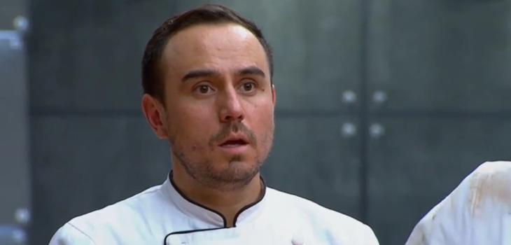Las reacciones que dejó la clasificación de César Campos en la gran final de MasterChef Celebrity