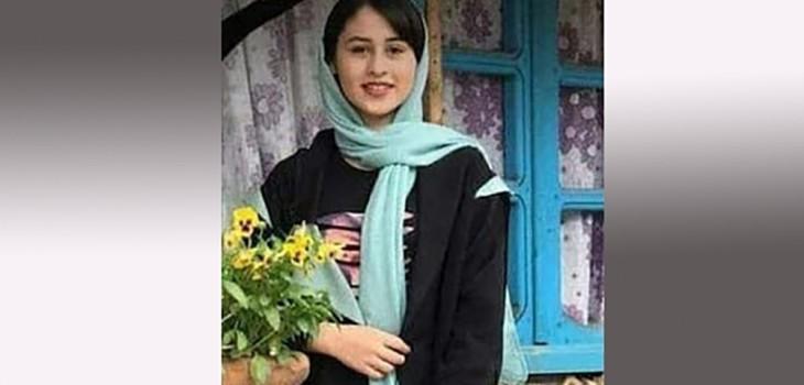 padre decapitó a su hija, Romina Ashrafi