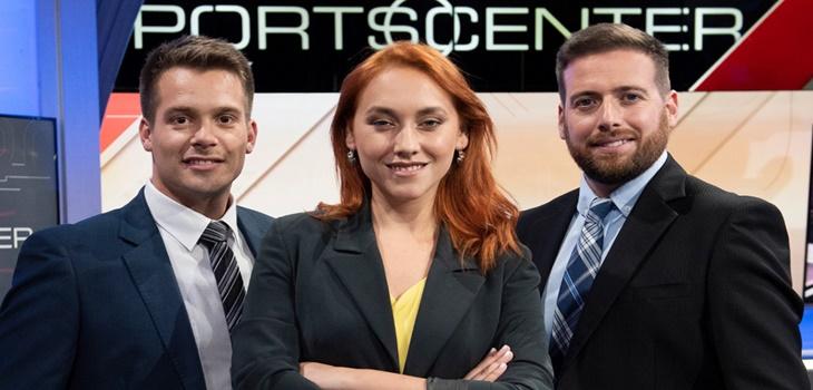 ESPN prepara el regreso de 'Sportscenter Chile' y anuncia grandes invitados para 'Nexo'