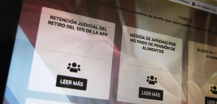 AFP reciben nuevas instrucciones sobre retención de fondos de deudores de pensión alimenticia