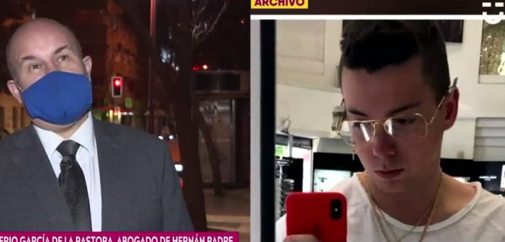 Abogado de Hernán Calderon y querella por abuso sexual: