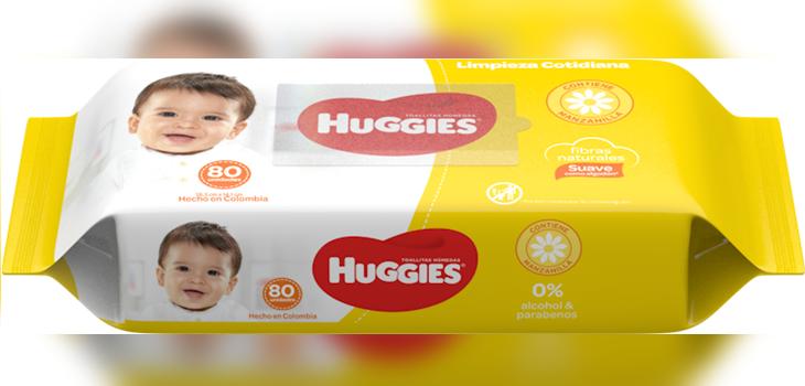 Sernac toallitas húmedas Huggies