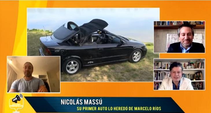 auto nicolas massu