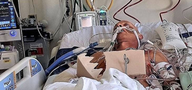 El caso de hombre que quedó con el cuerpo destrozado y que se recuperó gracias a la realidad virtual