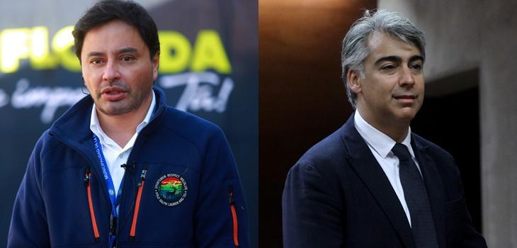 Rodolfo Carter y Marco Enríquez-Ominami vivieron tenso cruce en 'Mucho Gusto'