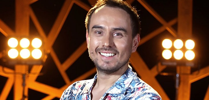 César Campos y su clasificación a la final de Masterchef Celebrity