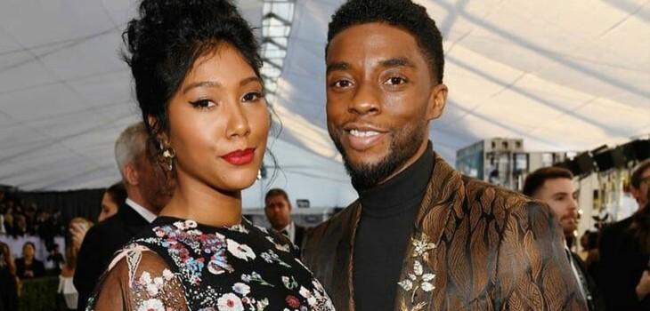 revelan que Chadwick Boseman se casó en secreto meses antes de morir