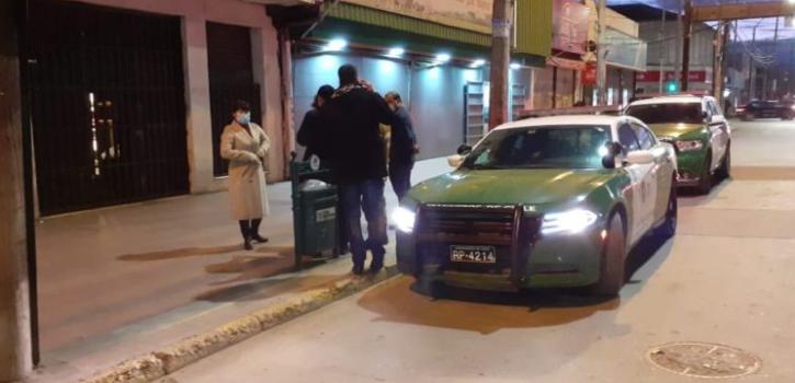 encuentran a cuatro chinos encerrados en local clausurado