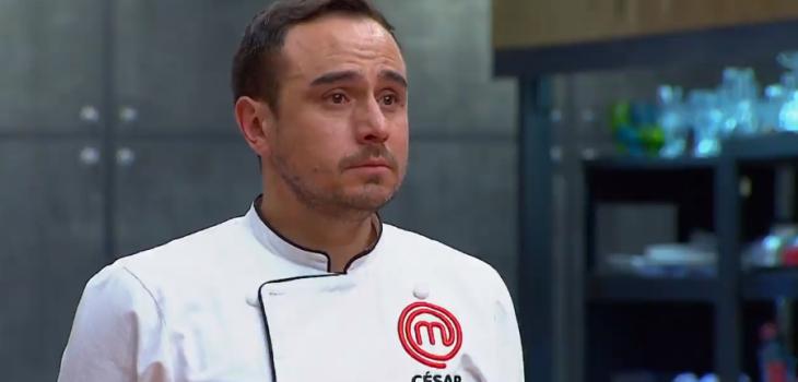 Televidentes reaccionaron molestos ante evaluación de César Campos en capítulo clave de MasterChef