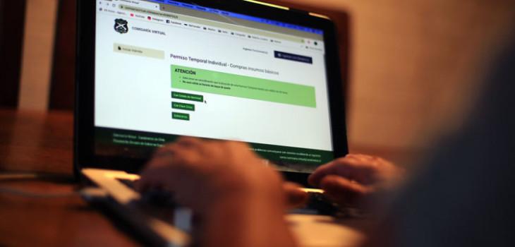 Contraloría acredita que Comisaría Virtual emitió 2.208 permisos a personas infectadas con COVID-19
