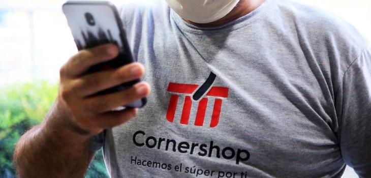 Cornershop cobrará a usuarios que compren en supermercados Lider