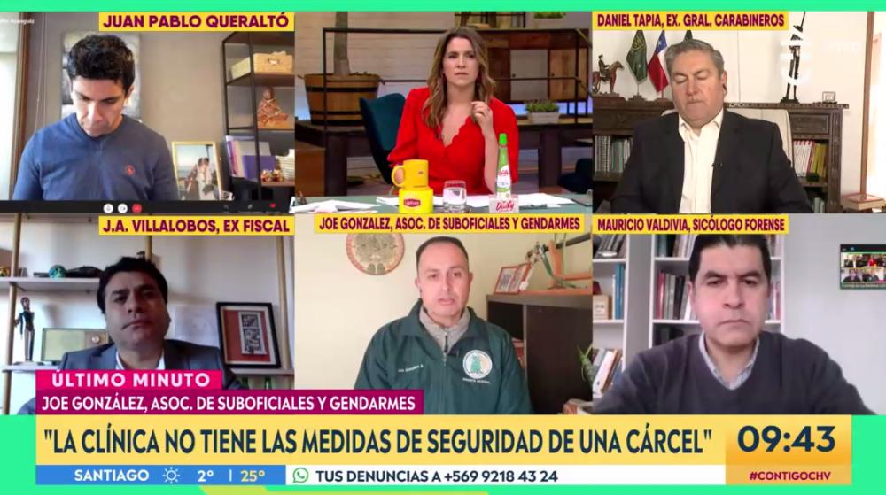 """Asoc. de Gendarmes sobre caso Nano Calderón: """"Estas situaciones de privilegio no se pueden dar"""""""