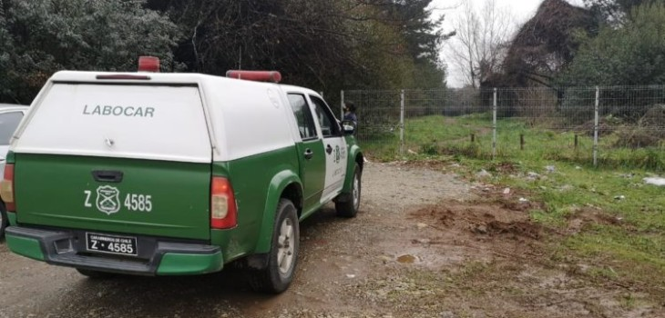 Encuentran muerto a joven de 18 años desaparecido tras salir en bicicleta en Valdivia