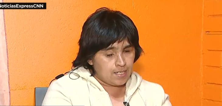 Fabiola Campillai reveló que nadie del gobierno se ha comunicado con ella
