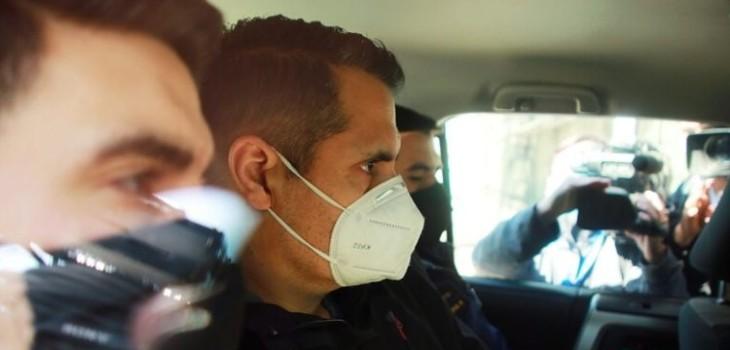 Formalizan al carabinero acusado de dejar ciego a Gustavo Gatica