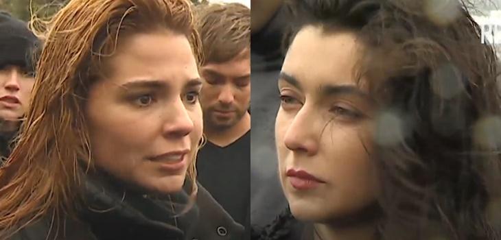 Paulina Urrutia recordó el gran problema que vivió con Úrsula Achterberg durante 'Fuera de Control'