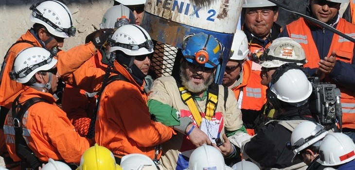 33 mineros jorge galleguillos