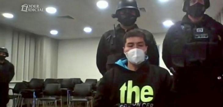 decretan prisión preventiva para Gary Valenzuela tras formalización