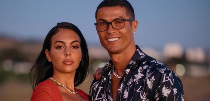 ¿Por qué esta foto de Cristiano Ronaldo y Georgina Rodríguez causó tanto revuelo en Instagram?