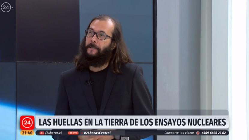 Marcelo Lagos vuelve a TVN