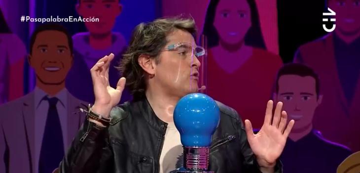 El reclamo de Sebastián Jiménez que generó controversia en Pasapalabra pese a que no tenía la razón