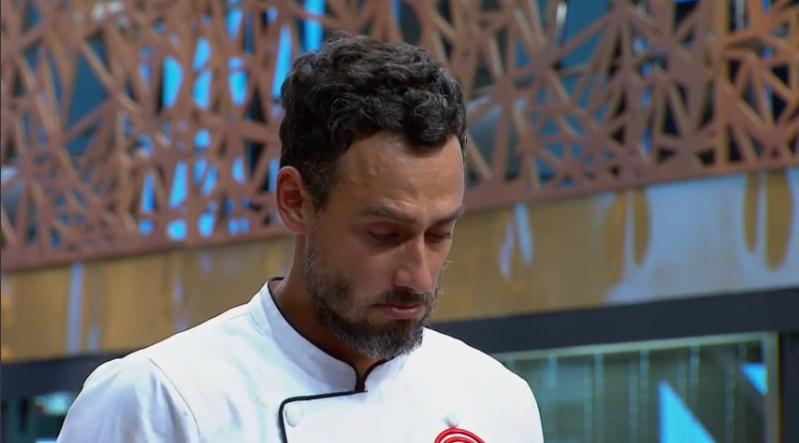 """Marcelo Marocchino se quebró frente a jurado de """"MasterChef Celebrity"""": frustración lo perjudicó"""