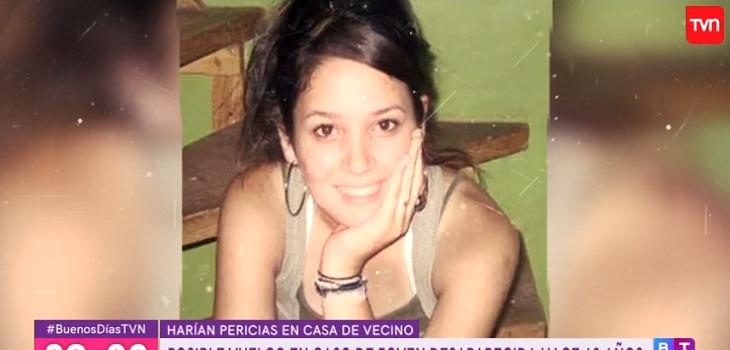 mariana valenzuela joven desaparecida
