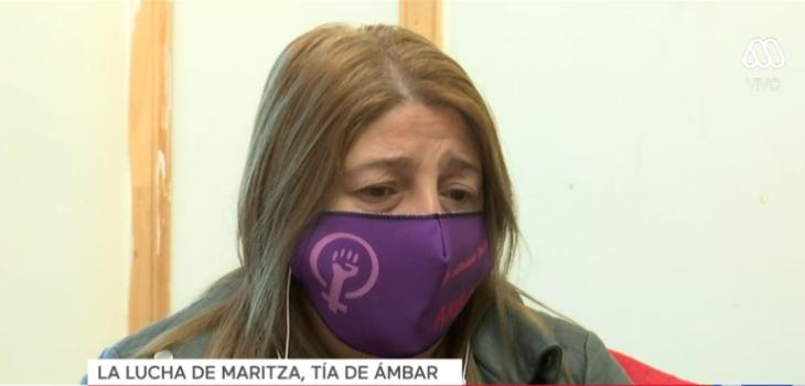 Tía de Ámbar relató el último día que pasó con la joven ante de desaparecer: