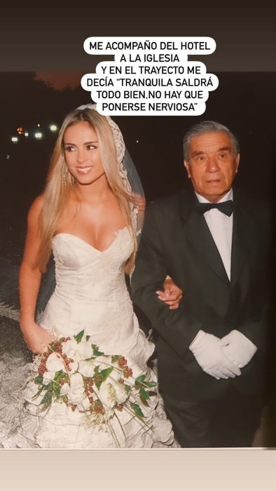 Maura Rivera sufrió dolorosa pérdida familiar