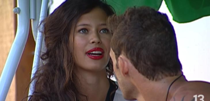 Michelle Carvalho le revela infidelidad a Joche