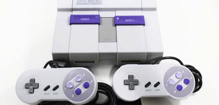 La historia de la Super Nintendo