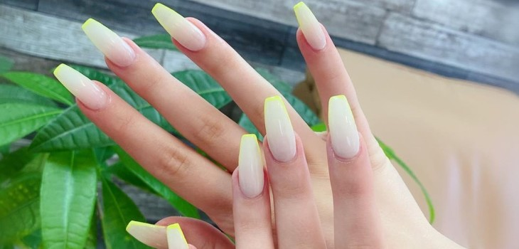 Los diseños de manicure que hará que tus dedos parezcan más largos y estilizados