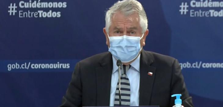 Nuevo reporte del Minsal confirma 1.920 casos nuevos y 54 fallecidos por coronavirus
