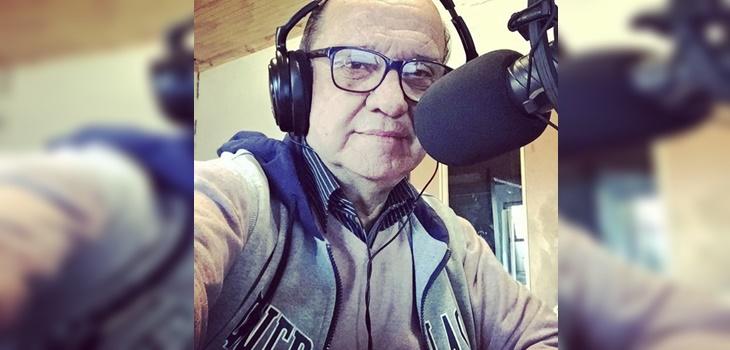 'Pato' Frez volvió a la radio confirmando pronóstico por su cáncer