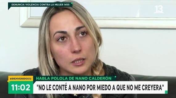 Polola de Nano Calderón