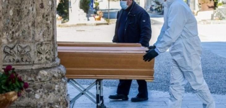 Informe DEIS reporta que muertes confirmadas y asociadas a COVID-19 superan los 15.500 casos