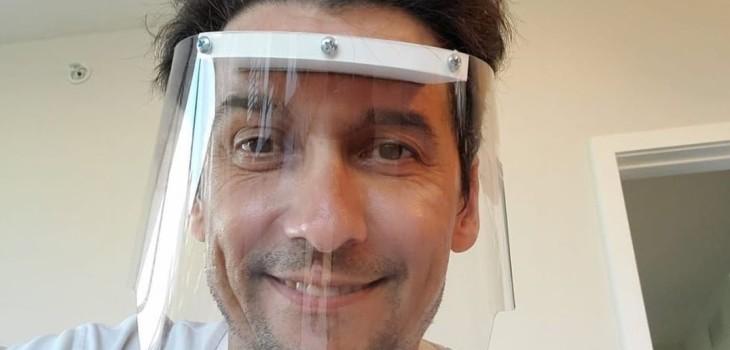 Rafael Araneda critica uso de mascarillas en matinales