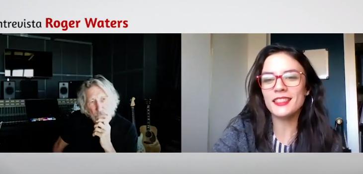 Roger Waters se fue en picada contra Piñera en comentada entrevista con Camila Vallejo