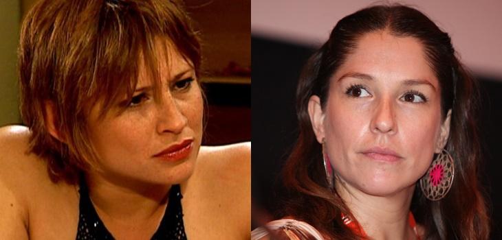 Sigrid Alegría recordó conflicto con Mariana Loyola tras arribar a Canal 13 en 2004