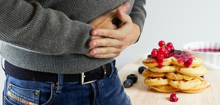 dolor de estómago, malestar estomacal