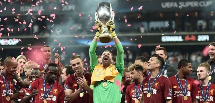 la UEFA aprueba que Supercopa de Europa se dispute con público