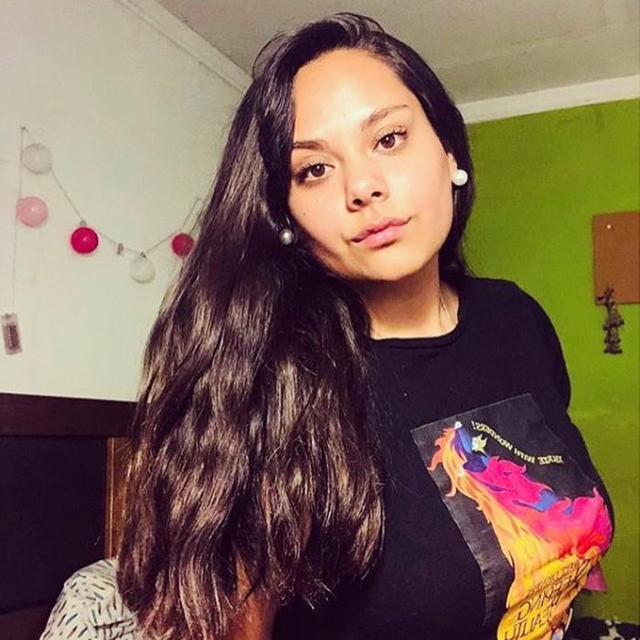 Jorja, hija de Poncia en Aquelarre
