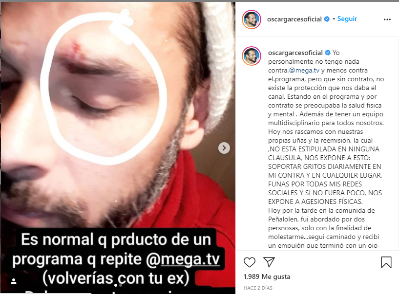 Óscar Garcés   Instagram