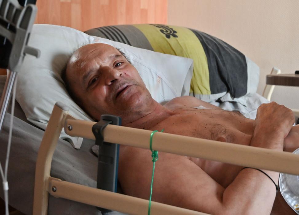 Alain Cocq tiene enfermedad incurable y sin nombre | Agence AFP
