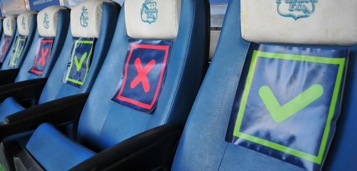 estrictas medidas sanitarias contra la pandemia en la vuelta de la Libertadores
