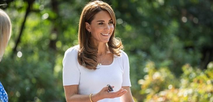 Las económicas zapatillas de Kate Middleton